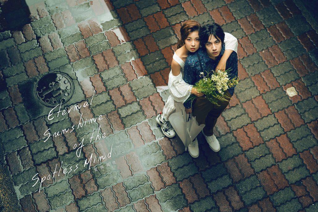 韓系婚紗 愛情萬歲 清新婚紗 文青婚紗 情侶寫真 婚紗 台南婚紗
