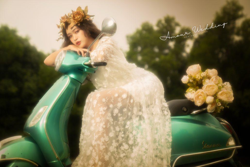 個人寫真 台南攝影 台南婚紗 泫雅仿妝 愛情萬歲